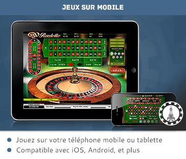 Планшетные и мобильные казино